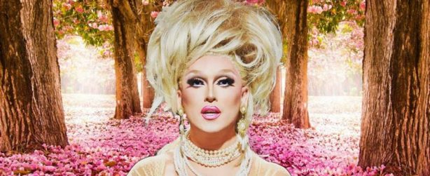 We j'adore Vanity White, one of Seattle's best kept drag secrets that really shouldn't be a secret...check out her monthly Wednesday show on March 21st!