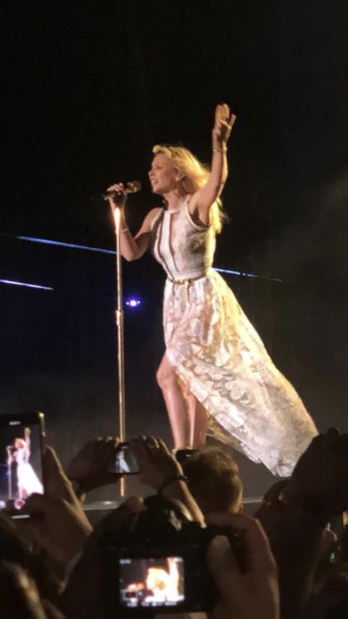 Kylie at White Party Palm Springs 2018! Photo Credit – Mason Chuang