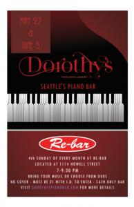 May Piano Bar week2