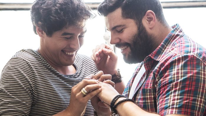 """My Big Gay Italian Wedding"" screens June 4th and 5th at SIFF"