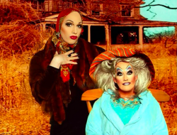 "Jinkx Monsoon and Peaches Christ to turn drag parody show ""Return to Grey Gardens' into new horror film, ""Slay Gardens"" in 2019"