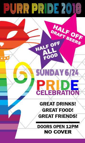 Purr Pride 2018