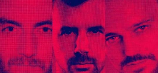Nick Bertossi, Guy Scheiman and Nacho Chapado are three of the headlining DJs for Verotica's Seattle Pride Weekend 2018 parties.