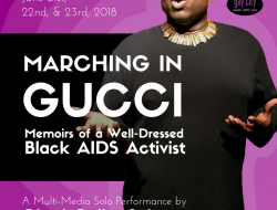 marching in Gucci Poster June 2018