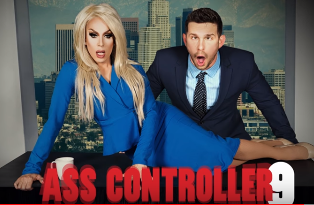 Alaska Thunderfuck is coming to Seattle on June 23rd while her co-star in this naughty Men.com film is cumming on June 22nd...