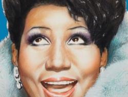 Aretha Franklin by Richard Bernstein for Interview Magazine