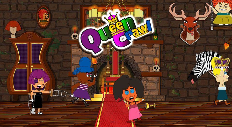 QueenCrawl