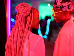 The Kenyan film RAFIKI closes the 23rd annual TWIST: Seattle Queer Film Festival on October 21, 2018