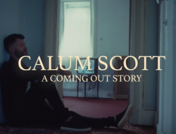CalumScottComing OUT Story