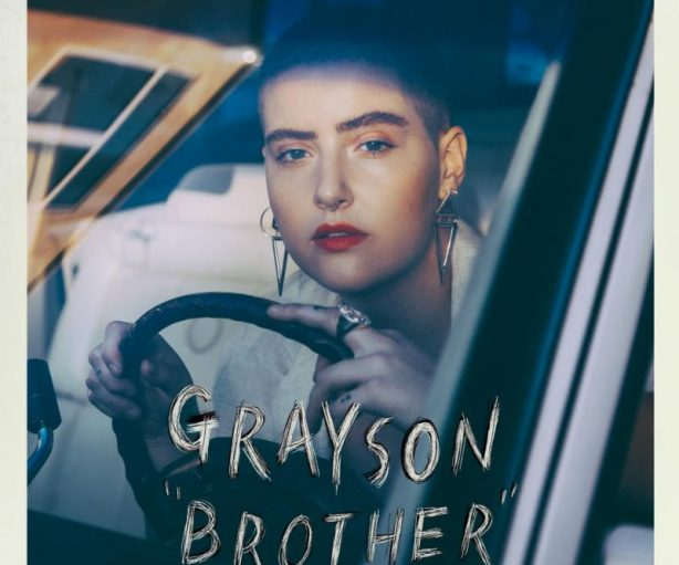 Non binary singer/songwriter GRAYSON has a new song out.
