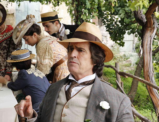 """Rupert Everett stars as Oscar Wilde in """"The Happy Prince"""" the opening film at TWIST: Seattle Queer Film Festival"""" on Thursday, October 11th. Photo: Sony Classics"""