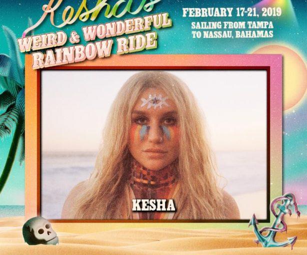 KeshaRainbow Cruise