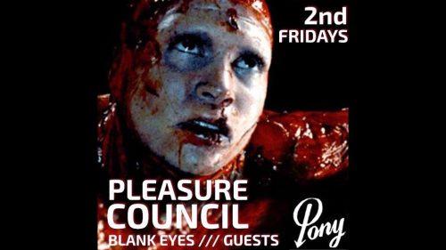 Pleasure Council POny
