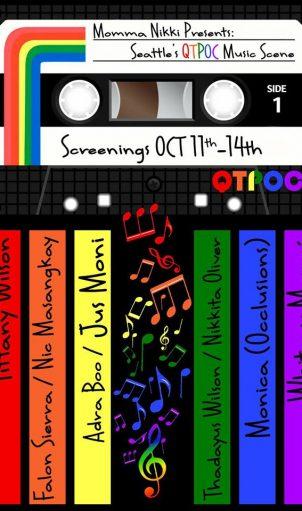 QTPOC Music Doc Gay city