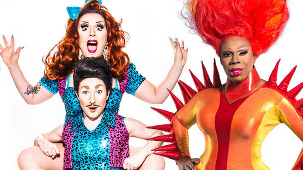 Kitten 'n' Lou and Vivacious star in....SPANKSGIVING at The Triple Door!