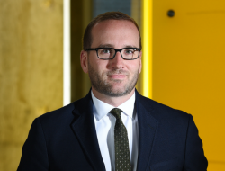 Chad Griffin steps down after 7 years as the head of the Human Rights Campaign.