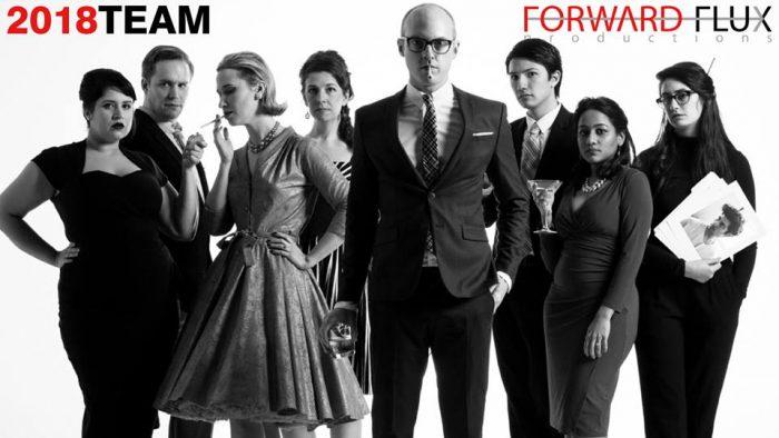 Forward Flux team. Photo: Joe Moore