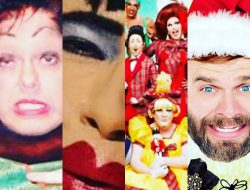 So many gay options for Seattle Christmas/Holiday fun 2018: A Judy Garland Xmas or A Dina Martina Xmas or A Jingle All the Gay Xmas or A Scott Shoemaker's War on Xmas...and, so much MORE!