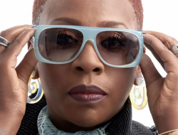 Out Anglo-Nigerian comedian Gina Yashere headlines show at Seattle's Neptune on December 13, 2019.