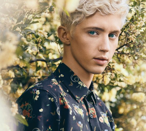 Troye Sivan (photo credit Billboard)