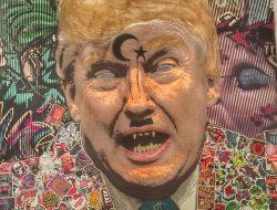 """""""Mein Trumpf"""" by the artist JAF"""