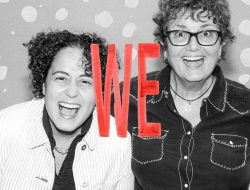Naomi Gonzalez and Fran Dunaway, co-founders of TomboyX