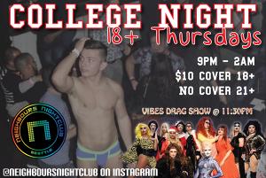 College Night 600x400