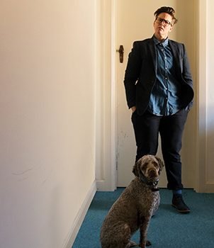 Hannah Gadsby and Douglas head to Seattle's Moore Theatre on June 8, 2019