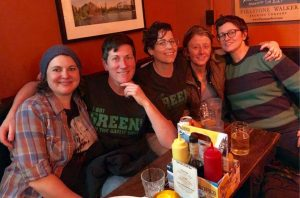 Celebrate StpatsDay with the Gaelic Gays