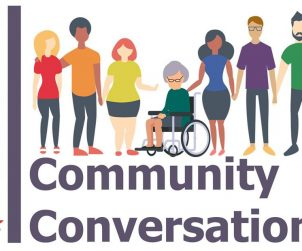 Community Conversation Series Passing the Torch