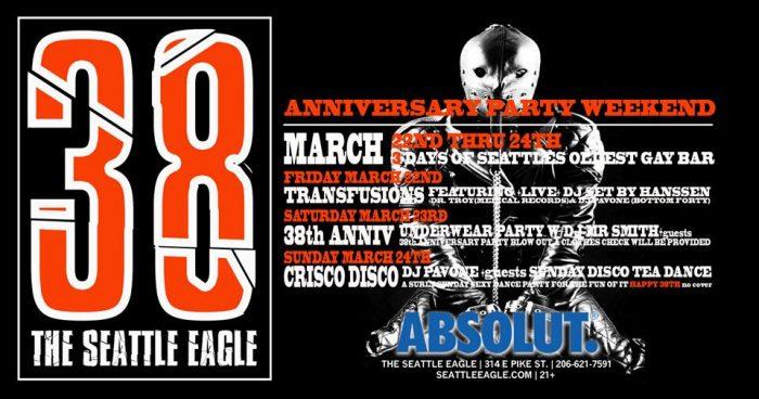 EagleBirfday Weekend March 2019