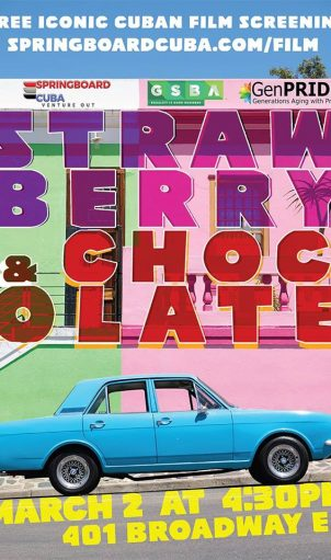 GenPride StrawberryChoc