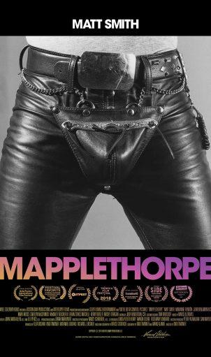 Mapplethorpe film Poster