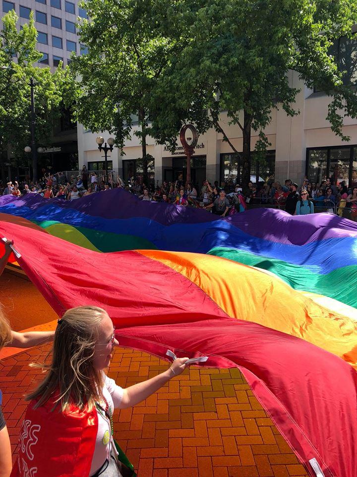 Seattle Pride Community Meeting 2019