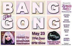 Bang the Gong May