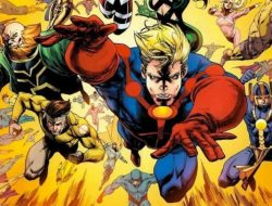 The Eternals (Image: Marvel Comics)