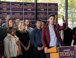 Out gay man ZACHARY DEWOLF announces his candidacy for Seattle City Council's District 3 seat. Photo: DeWolf Campaign