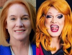 Seattle Mayor Jenny Durkan and drag star Jinkx Monsoon named Grand Marshals for Seattle Pride Parade 2019!