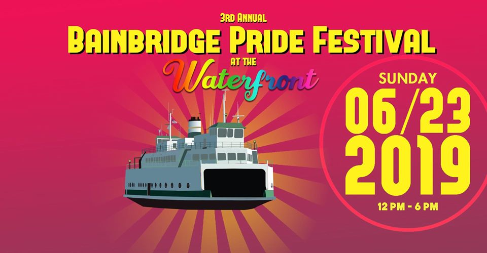 Bainbridge Pride Festival at the Waterfront