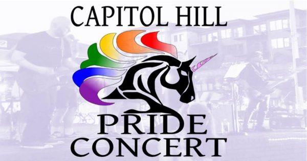 Capitol Hill Pride Concert