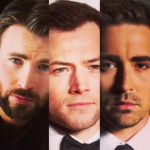 Sexy actors Chris Evans, Taron Egerton and Lee Pace are all scheduled to attend ACE Comic Con over Seattle Gay Pride Weekend!