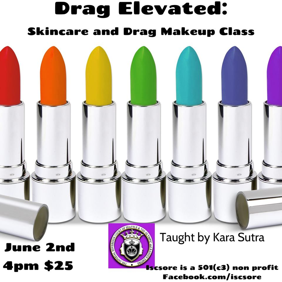 Drag Elevated with Kara Sutra