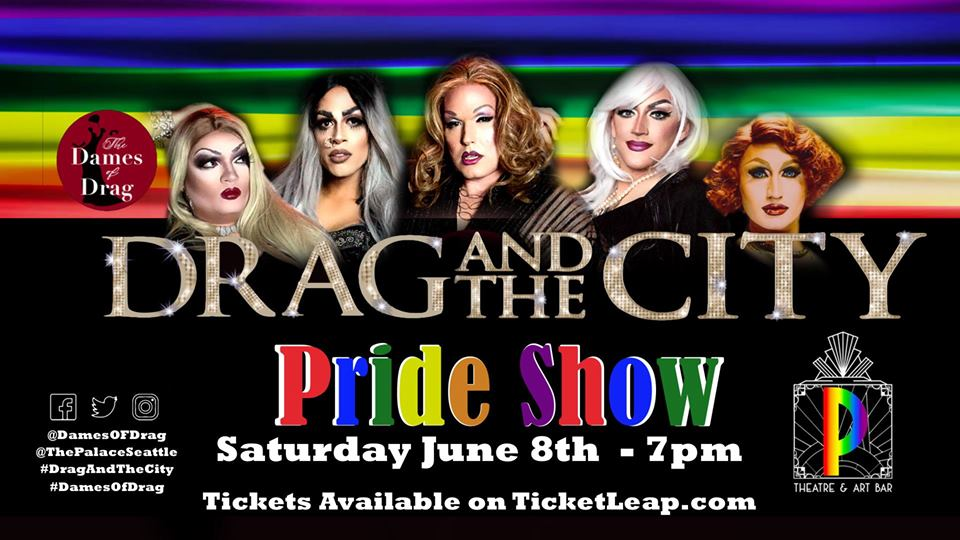 Drag and the City Pride Show