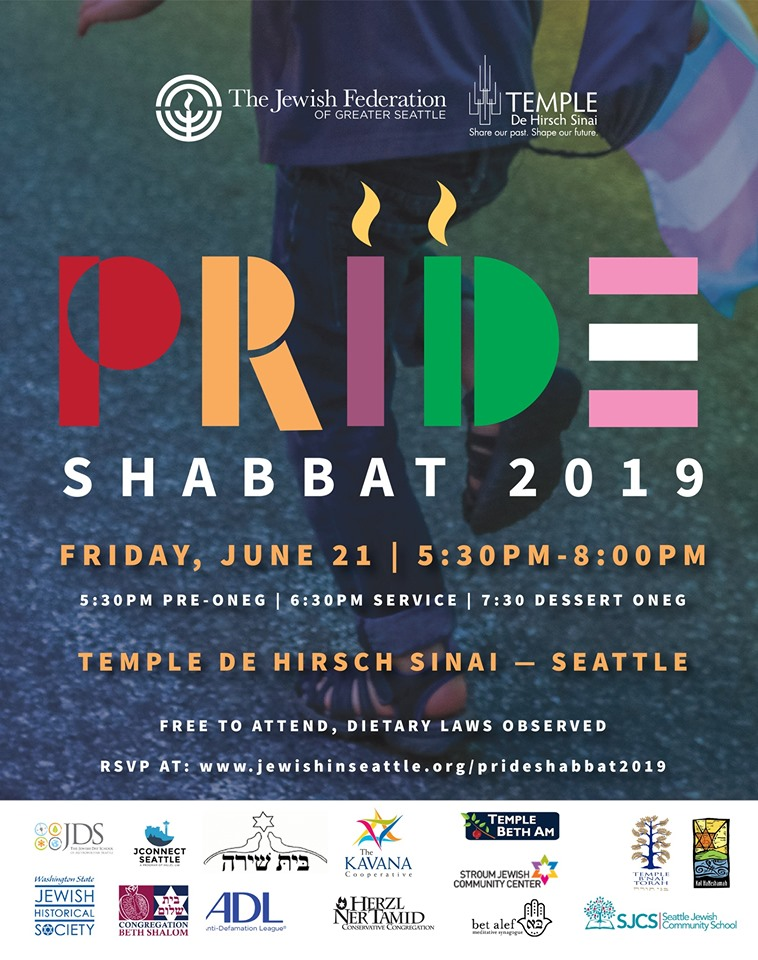 PRIDE Shabbat 2019