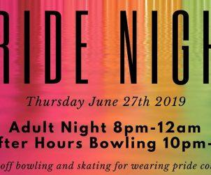 Pride NightLynnwood bowl