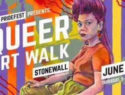 PrideArtWalkBANNER 2019