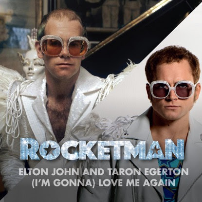RocketmanSingleImGonnaLoveMeAgain