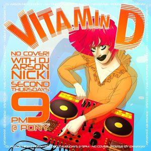 VitaminDPony