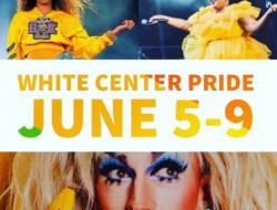 White Center Pride Graphic