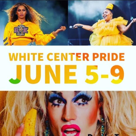 White Center Pride Graphic